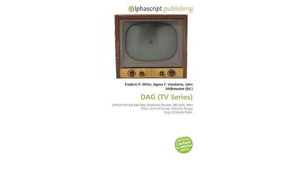 Dag (TV Series): Amazon.es: Miller, Frederic P, Vandome, Agnes F, McBrewster, John: Libros en idiomas extranjeros