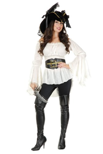Pirate Waist Cincher Belt (Pirate Costumes Accessories For Womens)