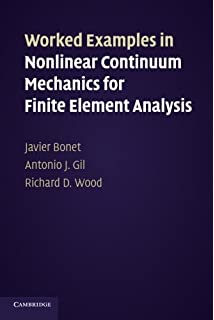 Nonlinear continuum mechanics for finite element analysis dr javier customers who viewed this item also viewed fandeluxe Choice Image