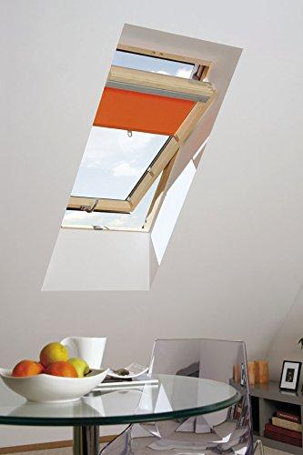 Kronmat Optilight Dachfenster mit Eindeckrahmen 78x140 FAKRO Konzern