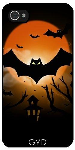 Custodia Iphone 5/5S - Felice Halloween by Adamzworld