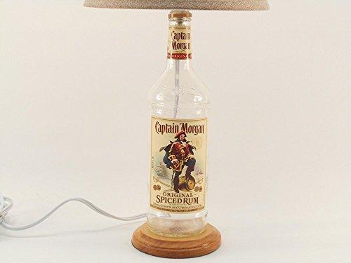 CAPTAIN MORGAN Spiced Rum Bottle Lamp