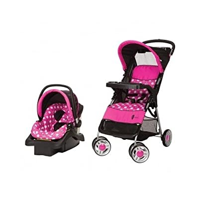 Minnie Mouse Infant Travel System Stroller and Carseat Disney Baby by Disney that we recomend individually.