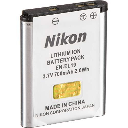 Nikon 25837 EN EL19 Rechargeable Li Ion Battery