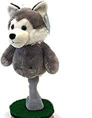 Creative Covers for Golf Hacker The Husky Club Head Cover