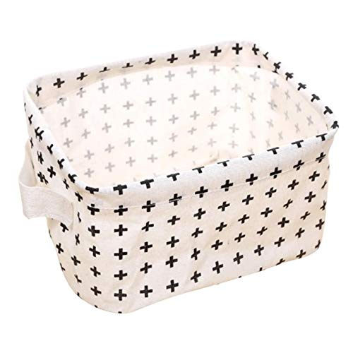Cat Enclosure System - Storage Box - Office Storage Box Desk Organizer Geometric Portable Change Earphone Cable Holder Underwear Basket - System Loge Television Length Package Telegraph Electrical - 1PCs