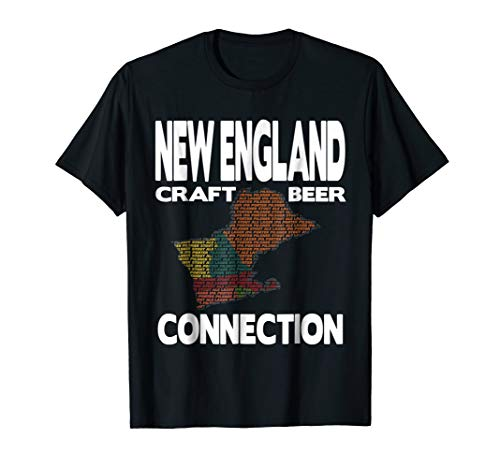 New England Craft Beer Connection T-Shirt