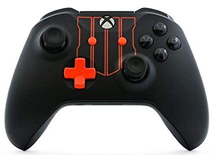 BO4 Xbox One S/X Rapid Fire Custom Modded Controller 40 Mods for All Major  Shooter Games (with 3 5 Jack)