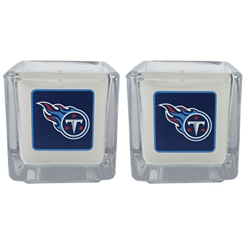 NFL Tennessee Titans Graphics Candles, Set of 2