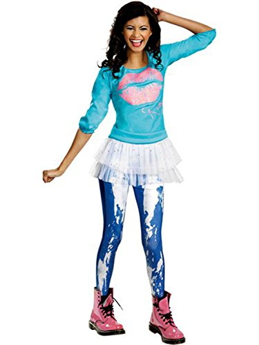 Rocky Season 2 Classic Costume - Medium (Disney Shake It Up Rocky Child Costume)