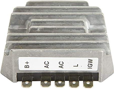Amazon.com: DB Electrical 230-22061 Voltage Regulator: Garden & Outdoor | Rectifier Wiring Diagram For John Deere |  | Amazon.com