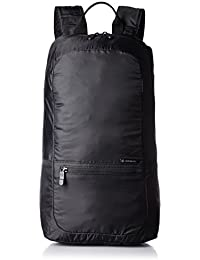 Packable Backpack, Black, One Size