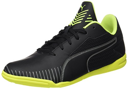 Noir safety De black 365 Football white Yellow Homme Ct Puma black Chaussures qZxY0z