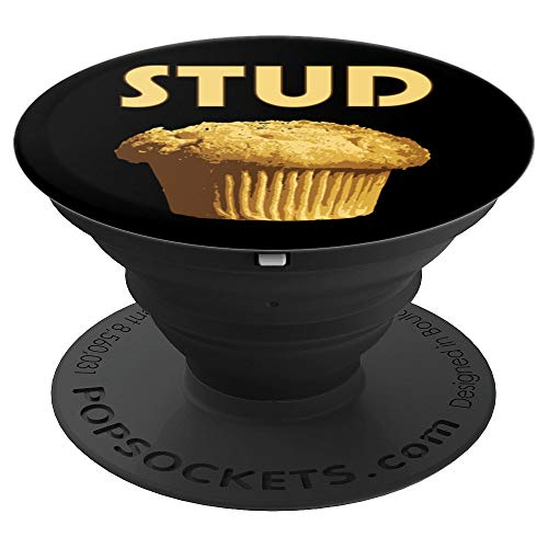 Stud Muffin - PopSockets Grip and Stand for Phones and Tablets