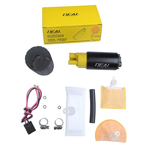 DEAL AUTO ELECTRIC PARTS 1pc Brand New Electric Intank Fuel Pump With Installation Kit For Nissan E8229 ()