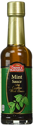 Crosse and Blackwell Sauce Mint, 5 Ounce (Pack of 2)