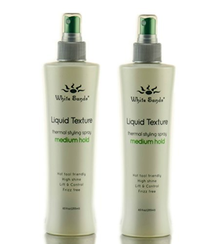 White Sands Liquid Texture - Medium Hold, 8.5 oz (Set of 2)