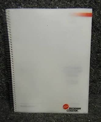Beckman Coulter Z Series User Manual 9914591-D