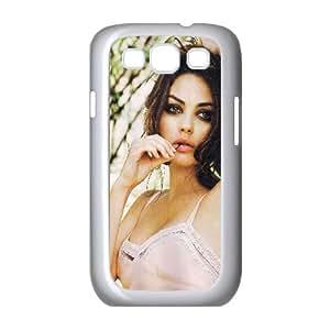 GTROCG Mila Kunis Phone Case For Samsung Galaxy S3 I9300 [Pattern-4]