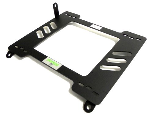 - Driver Seat Bracket for MOMO / NRG / Sparco / Recaro / Bride / OMP - Mini Cooper (2001-2006) - Part #SB094DR