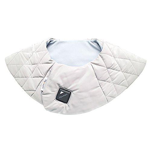 Beautprincess Neck & Shoulder Heating Pad Upper Back Wrap...