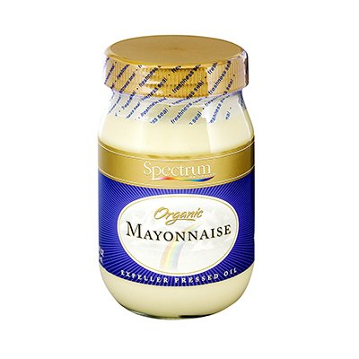 Spectrum Naturals Organic Mayonnaise 16 Fl Oz (Pack of 6) - Pack Of 6