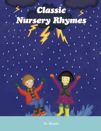 Nursery Rhyme Mural - Classic Nursery Rhymes