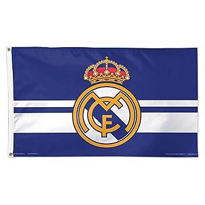 Real Madrid Logo Flag