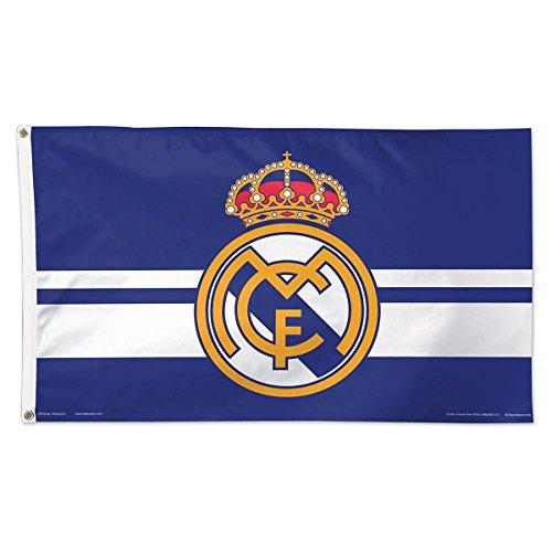 (WinCraft Real Madrid Logo Flag)