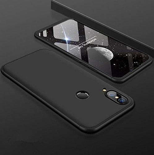 en Intgrale Anti Nova 1 Protection Telephone Noir PC pour Bleu Rose Housse Anti 3 3e Etui Rigide Mince Nova Rouge Huawei Coque 3e Or Noir Case Ultra Choc 360 Scratch w1Z8xYq