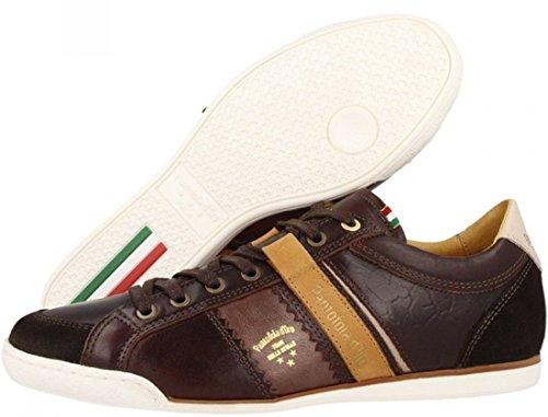 Pantofola dOra Savio Romagna Pesaro Piceno Schokoladen Leder Schuhe