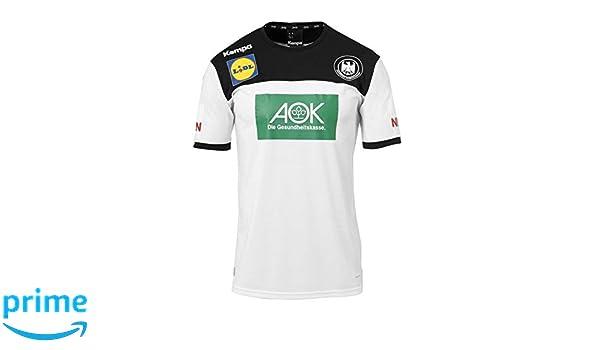 Kempa DHB EM 2020 - Camiseta de Balonmano, Handball EM, Color Home ...