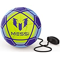 Leo Messi Soccer Ball | Solo Youth Soccer Football Kick...