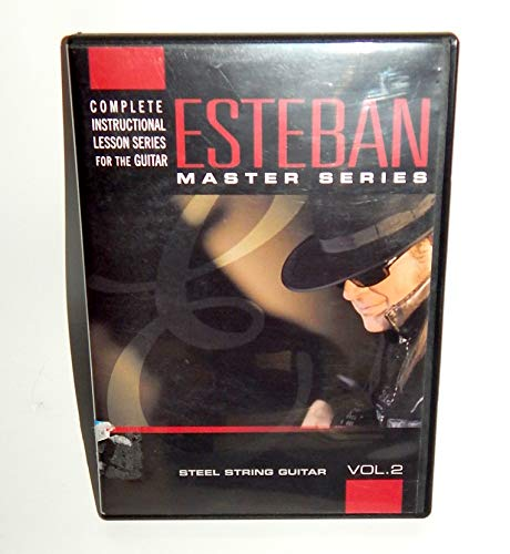 - ESTEBAN Master Series - Steel String Guitar Volume 2 (Complete Instructional Lesson Series for the Guitar)