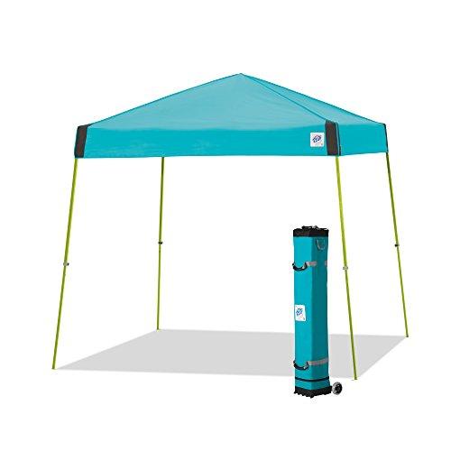E-Z UP Vista Instant Shelter Canopy, 12 by 12', Steel Grey