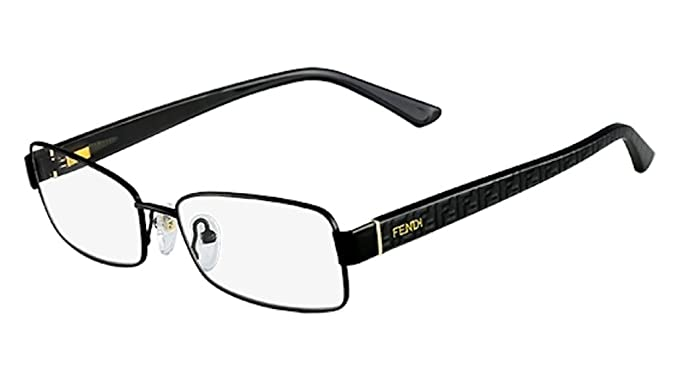 96491d88f44f Image Unavailable. Image not available for. Colour  FENDI 1019 001 RX  Glasses