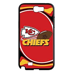Custom City Chiefs Hard Back Cover Case for Samsung Galaxy Note 2 NT828