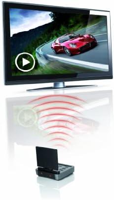 One For All SV 1730 - Emisor de TV inalámbrico, Negro [Importado]