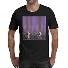 Please check our size carefully before purchasing. If you prefer more loose, please choose a size T-shirt bigger than usual..tame impala currents