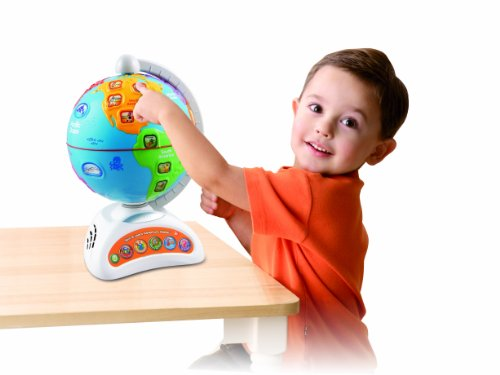 VTech Fly and Learn Globe Toy ~ Interactive ~ 5 Modes | eBay