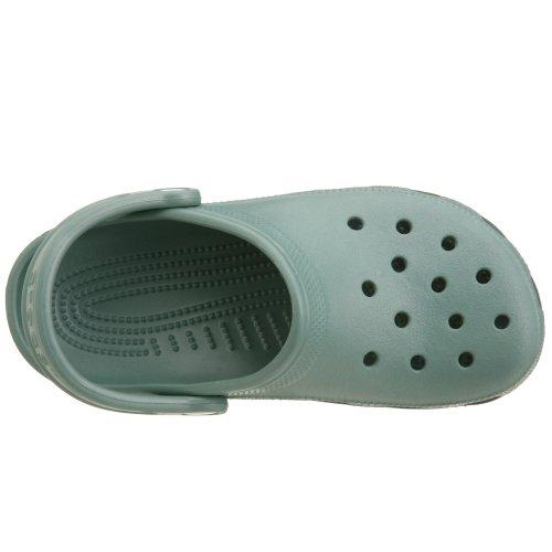 Crocs salvia Adulto – Verde Classic Unisex Sabot YAYrg