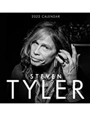 Steven Tyler Calendar 2022: 2022 music Calendar-18 months-Calendar planner - Music Pop Singer Songwriter Celebrity