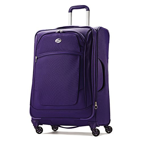 american-tourister-ilite-xtreme-spinner-25-purple-one-size