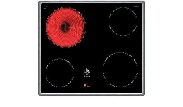 Balay 3EE700XP Integrado Cerámico Negro hobs - Placa ...