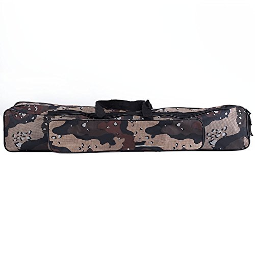 Rod Fishing Bag 3 Layer Case Tackle 80cm - 5