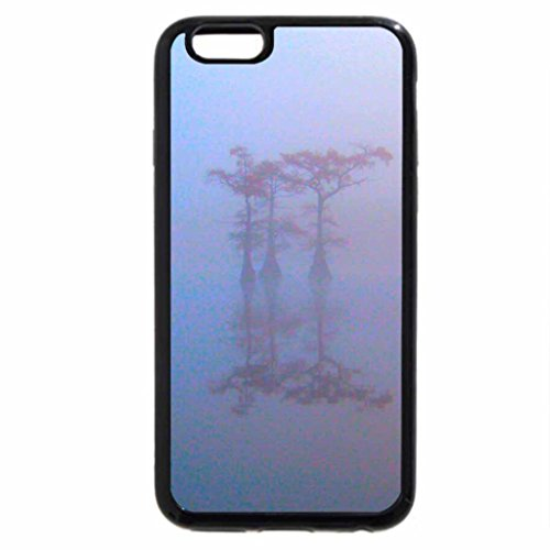 iPhone 6S Case, iPhone 6 Case (Black & White) - Foggy Friday
