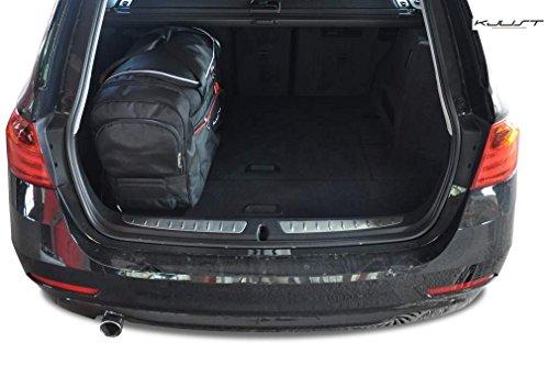 KJUST - CAR-BAGS AUTO-TASCHEN MASSTASCHEN ROLLENTASCHEN BMW 3 TOURING, F31, 2012-