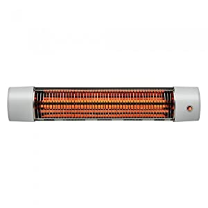 Bathroom heater infrared electric new heaters for - Electric wall mounted heaters for bathrooms ...
