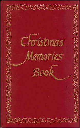 christmas memories book lynn anderson 9781429091008 amazoncom books - Christmas Memories Book