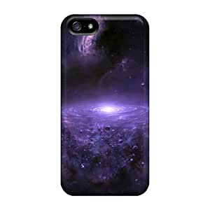 Awesome Space Flip Cases With Fashion Design For Iphone 5/5s